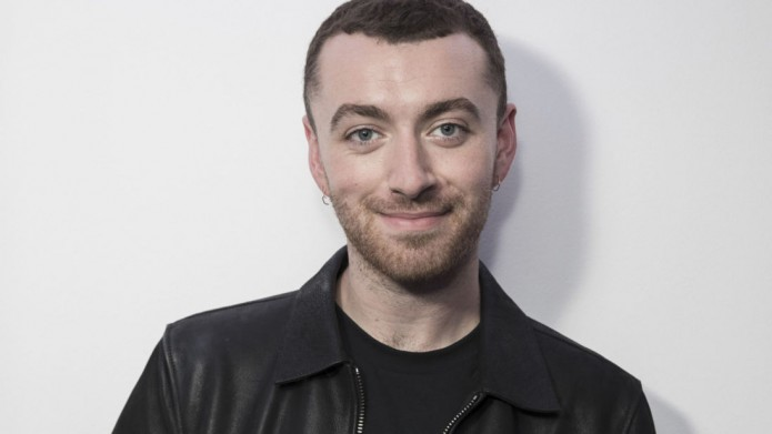 LONDON, UNITED KINGDOM - SEPTEMBER 4:  Sam Smith visits the Kiss FM Studio's on September 4, 2017 in London, England. (Photo by John Phillips/Getty Images)