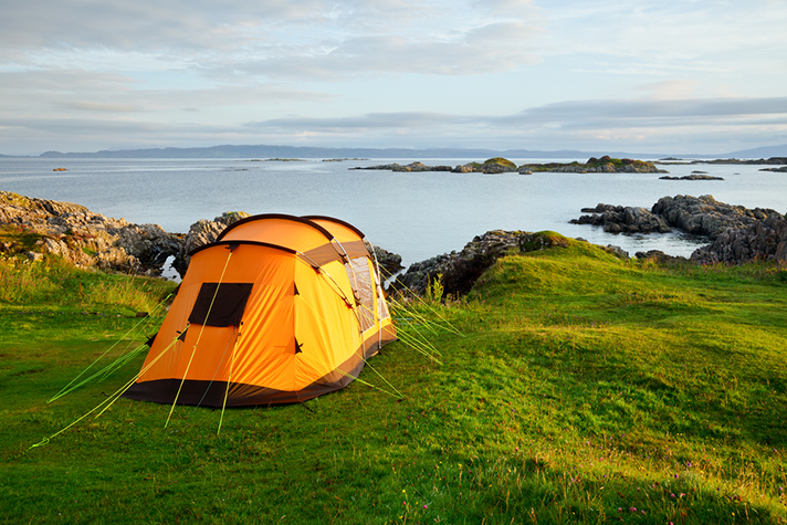 Few Tips For Your Next Camping Adventure