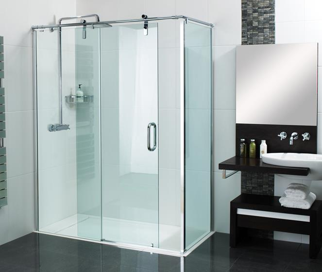 The Main Shower Enclosure Types You Should Know About